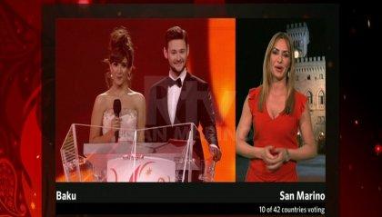 Eurovision 2019: Monica Fabbri sarà lo spokesperson di San Marino