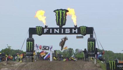 Motocross: doppietta di Tony Cairoli anche a Mantova