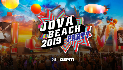Oltre 60 ospiti per Jova Beach Party