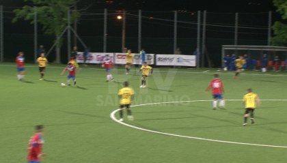 La Juvenes/Dogana vince il derby, il Murata supera il Fiorentino