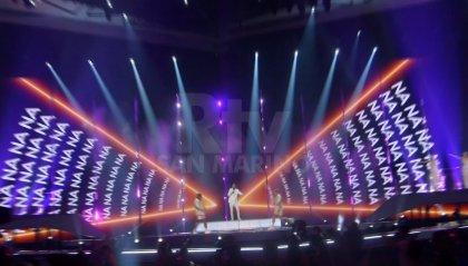 Eurovision 2019, Serhat sul palco per l'ultimo giorno di prove