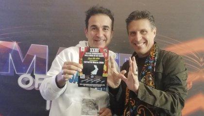 Presentato il 23° Festival internazionale della magia di San Marino