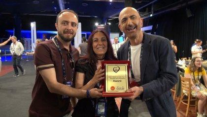 il premio a Serhat