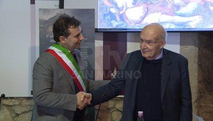 San Leo conferisce cittadinanza onoraria ad Antonio Paolucci