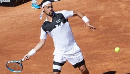 Fognini sul Titano per preparare il Roland Garros