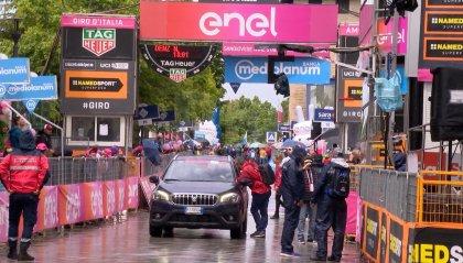 Giro d'Italia: macchina organizzativa senza intoppi in Repubblica. Massiccio il dispiegamento di Forze dell'Ordine