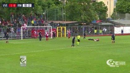 Serie C: la Virtus Verona batte il Rimini