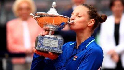 Tennis: Karolina Pliskova regina di Roma