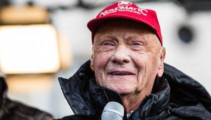 È morto Niki Lauda, leggenda della Formula 1