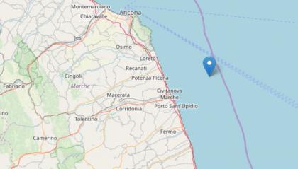 La terra torna a tremare nelle Marche e in Puglia
