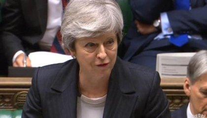 May annuncia le dimissioni per il 7 giugno