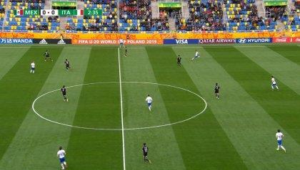 Mondiali U20, Italia subito ok: 2-1 al Messico
