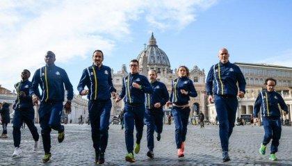 Atletica Vaticana ai Giochi dei Piccoli Stati in Montenegro