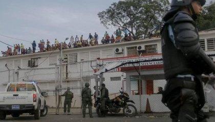 Venezuela: rivolta in carcere, decine di morti