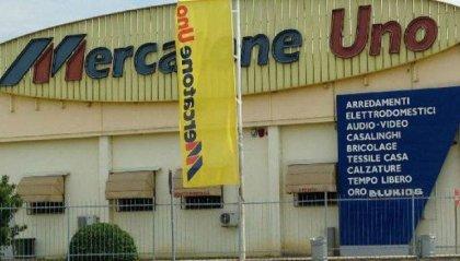 Mercatone Uno: Filcams-Cgil, dichiarato fallimento
