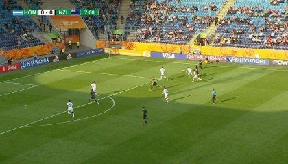 Mondiale U20: Nuova Zelanda e Nigeria a valanga, ok Uruguay e Ucraina