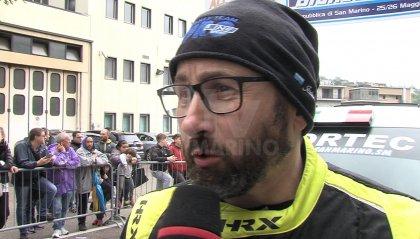 Jader Vagnini trionfa al rally bianco-azzurro e dedica il successo a Silvio Stefanelli