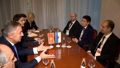 Montenegro 2019: la Reggenza ha incontrato il Presidente Milo Dukanović