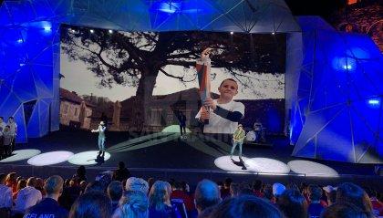 Cerimonia inaugurale Giochi Piccoli Stati 2019: il Montenegro si fa apprezzare. Ok la prima