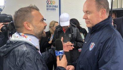"""Alberto di Monaco: """"i giochi sono in ottima salute, attendiamo nuove partecipazioni"""""""