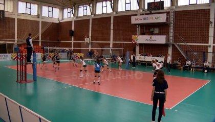 Ottimo avvio ai Giochi del volley femminile