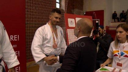 Paolo Persoglia più forte della febbre è bronzo nel judo