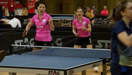 Montenegro 2019: dal tennis tavolo femminile una medaglia certa
