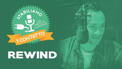 Stabiliamo Un Contatto Venerdì 31 Maggio 2019