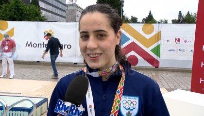 Arianna Valloni quarta nei 400 stile libero. Il bronzo sfugge per soli 12 centesimi