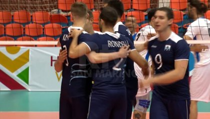 Montenegro: nel volley vince la maschile, ko le ragazze