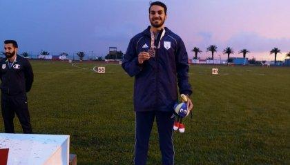 Montenegro: Francesco Molinari bronzo nei 100 metri