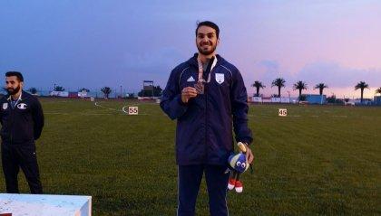 Francesco Molinari riporta San Marino sul podio dei 100 metri