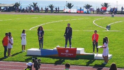 Montenegro 2019: due argenti dai 400 ostacoli con Andrea Ercolani Volta e Beatrice Berti
