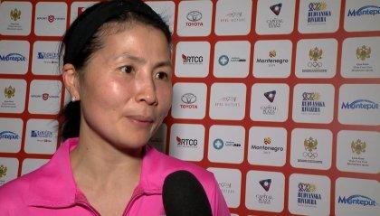 Yan Chimei in semifinale nel singolo è un'altra medaglia del tennis tavolo