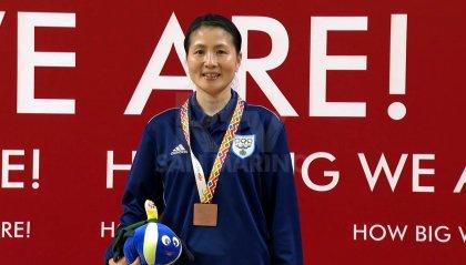 Giochi:  Yan Chimei è medaglia di bronzo nel singolare femminile