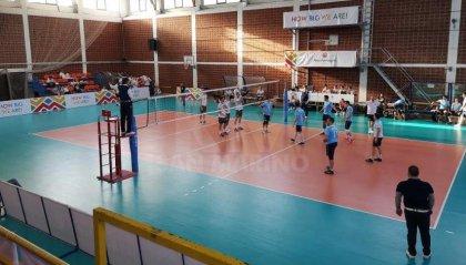 Montenegro 2019, volley: troppo Lussemburgo per San Marino