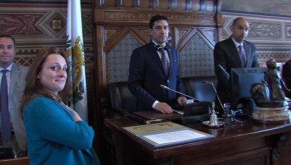 Consiglio: Adele Tonnini entra in Aula