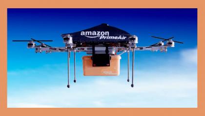 Amazon inizierà ad utilizzare i droni