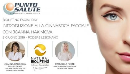 Biolifting Facial a San Marino con La dott.ssa Joanna Hakimova