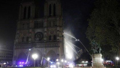 Notre-Dame: degli 850 milioni promessi ne sono stati versati solo 80