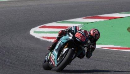 MotoGP, in Catalogna pole di Quartararo