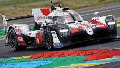 Fernando Alonso vince la 24 ore di Le Mans