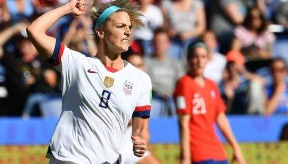 Femminile: Stati Uniti e Svezia passano il turno nel girone F
