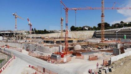 Polo della Moda: cantiere riaperto dopo lo stop, il punto sull'avanzamento del progetto