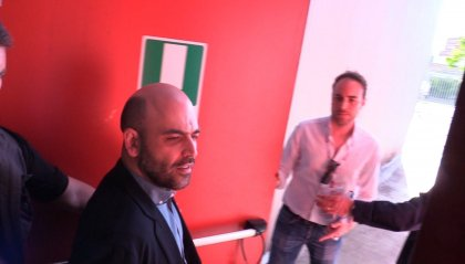 Roberto Saviano ospite del Web Marketing Festival a Rimini