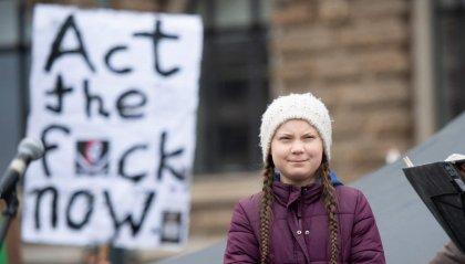 """Greta Thunberg è una """"secchiona"""". Bravissima!"""