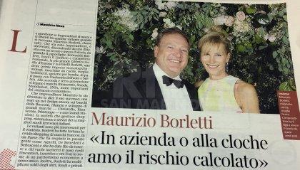 """Il patron del Polo della Moda Maurizio Borletti: """"amo il rischio calcolato"""""""