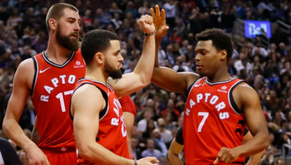 Toronto Raptors campioni NBA 2018-2019