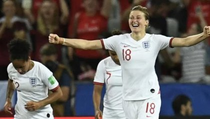 Nel gruppo D domina l'Inghilterra, 3 su 3
