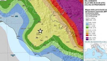 Terremoto in provincia di Roma, nessun danno rilevante